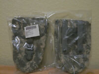 TWO (2) NIB Army Military Entrenching E Tool Gerber Shovel Carrier ACU MOLLE II