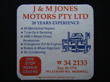 J & M JONES MOTORS PTY LTD 79 LATROBE RD MORWELL 342133 COASTER
