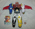 Power Rangers Megaforce Deluxe Gosei Great Megazord Combiner