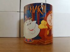 Beauty and the Beast Mug Personalised - Have Any name/Wording- Ideal Gift Idea