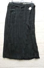 Chiffon Full Length Pleated, Kilt Plus Size Skirts for Women