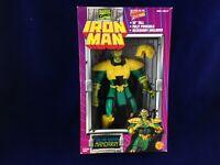 Toy Biz Iron Man The Mandarin Deluxe Edition Action Figure Marvel 1984 #46602