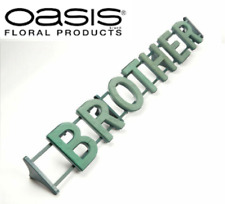 BROTHER Funeral Flowers Oasis Frame Tribute Naylorbase with Stand Smithers