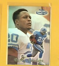 D19623  1999 Topps Gold Label Class 1 Black #20 Barry Sanders LIONS CARD