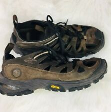 Timberland Outdoor Hiking Water Shoes Men Size 8 M Vibram Outsole