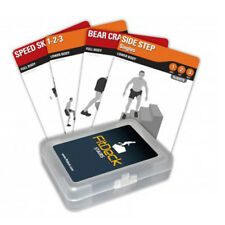 FitDeck Stair Exercise Playing Cards