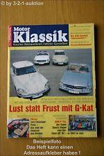 Motor Klassik 11/92 DB Citroen Ferrari Pagode