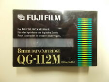 Fujifilm QG-112M D8 8mm Data Cartridge (2.5/5.0 GB), #K-33-11