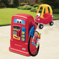 Little Tikes Cozy Pumper Petrol Station Car Pump Children's Roleplay Toy Red New