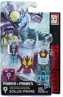 Transformers SOLUS PRIME Octopunch Decepticon Action Figure Power of the Primes