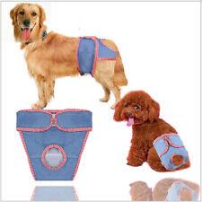 Pets Underwear Dogs Cotton Cloth Puppy Diaper Strap Briefs Cat Sanitary Pants