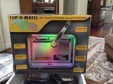 Top-O-Matic T2 Cigarette Maker Machine