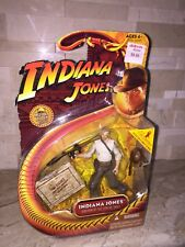 INDIANA JONES WITH WEAPON KINGDOM OF THE CRYSTAL SKULL FIGURE