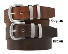 Buckle Buffalo Leather Belt - RRP 49.99