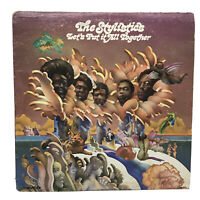 The Stylistics Let's Put It All Together 1974 Avco Records Vinyl LP Record VG+