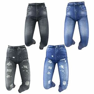 Jeans Style Slim Leggings