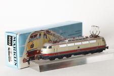 Märklin H0 3053 Locomotive Électrique Db E 03 002 un Rouge Rayures