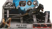 Mattel - Jurassic World Indoraptor - Schwarzer Dino Dinosaurier Bösewicht