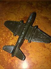 Vintage Rockford Illinois Midgetoy metal USAF Airforce Canberra Bomber Very Rare