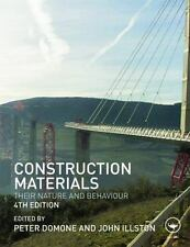 Construction Materials: Their Nature and Behaviour-ExLibrary