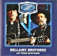 BELLAMY BROTHERS let your love flow - CD  country