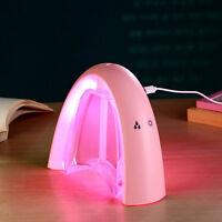3 Farben LED Ultraschall Luftbefeuchter Aroma Diffuser Raumduft Luftreiniger·USB