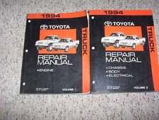 1994 Toyota Pickup Truck Shop Service Repair Manual 4WD DX SR5 2.4L 3.0L V6