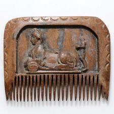 Scarce-Ancient Roman Mammoth B0Ne Comb Circa 300-400 Ad