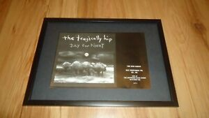 THE TRAGICALLY HIP day for knight-framed original advert