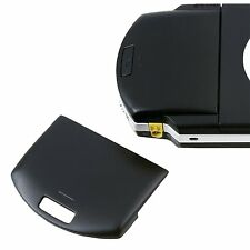 2 Pack Battery Back Door Cover Case Replacement for Sony PSP 1000 Fat Black New