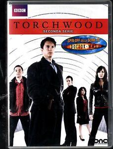 Torchwood. Seconda Stagione2. Vol.1 con 4 DVD in Italiano