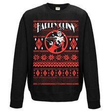 Waist Length Cotton Blend Christmas Jumpers & Cardigans for Women