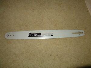 """Carlton 20"""" Chainsaw Bar Hobby Champ 20-10W-K1-HC Echo Poulan Free Ship!!"""