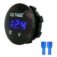 5-48V LED Display Digital Panel Voltmeter Voltage Meter Volt Tester for Car 2NP
