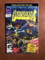 Nightstalkers #1 (1992) 9.4 NM Marvel Key Issue Comic Sealed Midnight Sons