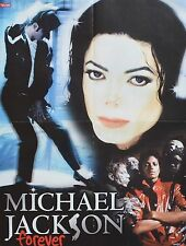 MICHAEL JACKSON - A2 Poster (XL - 42 x 55 cm) - Clippings Fan Sammlung NEU