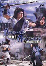 Brave Archer Part 6 AKA Heroes Shed No Tears DVD