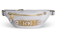 Moschino funny pack bag / white