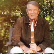 GLEN CAMPBELL ADIOS + GREATEST HITS 2 CD NEW
