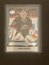 New listing 2017-18 Upper Deck Series Two Alex Nedeljkovic Young Guns Rookie (R4)