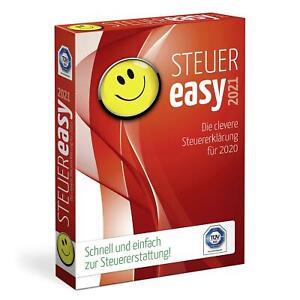STEUEReasy 2021  CD-ROM