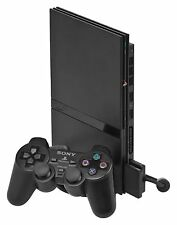 Sony Playstation 2 PS2 Slim Console SCPH-90001 CB Brand New unlock Chip