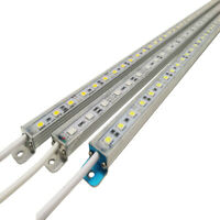 50cm LED Rigid strips 12V SMD5050 Bar light U Aluminum Shell outdoor Waterproof