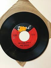 NORTHERN SOUL 45 RPM RECORD - BOBBY MARCHAN - DIAL 4002