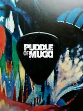 PUDDLE OF MUDD no Dunlop symbol guitar pick