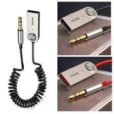 Baseus USB Bluetooth 5.0 Adapter Audio Cable for Car AUX Receiver Speaker