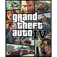 Grand Theft Auto IV (Sony PlayStation 3, 2008) Very good condition.
