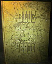 Blue and Gold 1949 University of California Yearbook