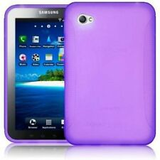 Purple Hydro Gel Case Skin For Samsung Galaxy Tab P1000