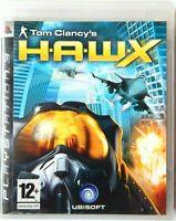 Tom Clancy's H.A.W.X / HAWX Sony PlayStation 3 2009 PAL PS3 Region Free